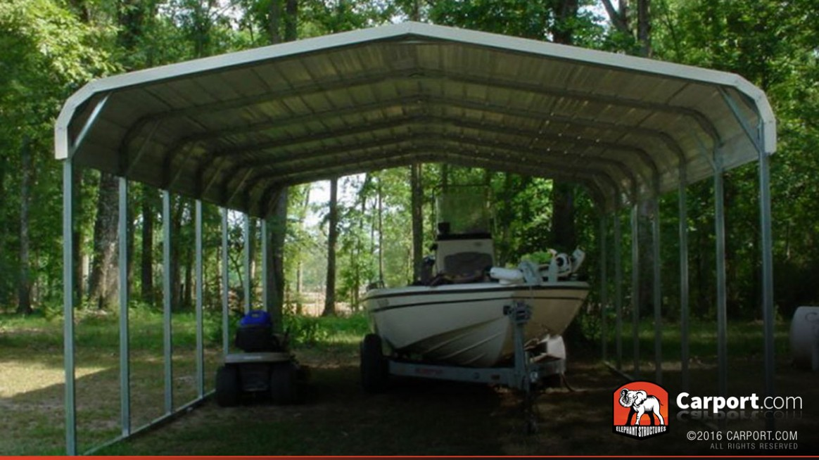 Why Two Car Carport Had Been So Popular Till Now?   two car carport
