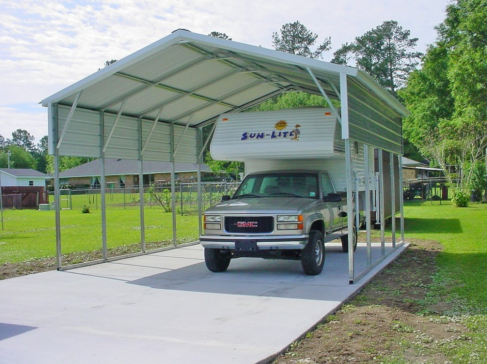 16 Things You Should Know About Carport Metal Buildings | carport metal buildings