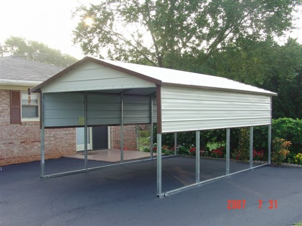 Why It Is Not The Best Time For Steel Carport Kits   steel carport kits