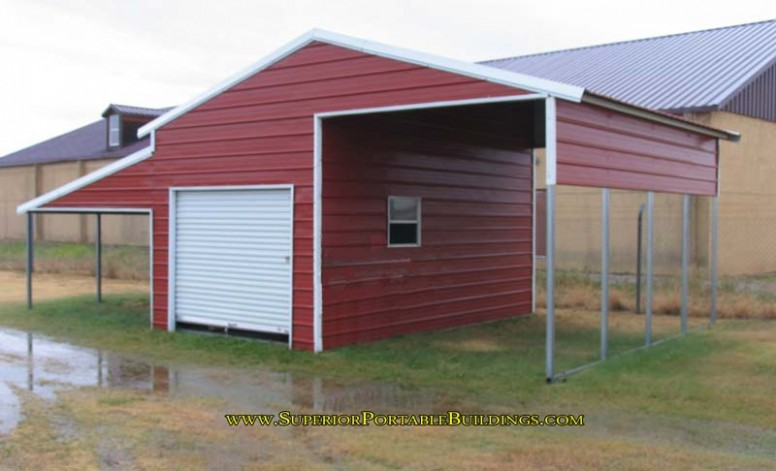 10 Ingenious Ways You Can Do With Portable Metal Barn | portable metal barn