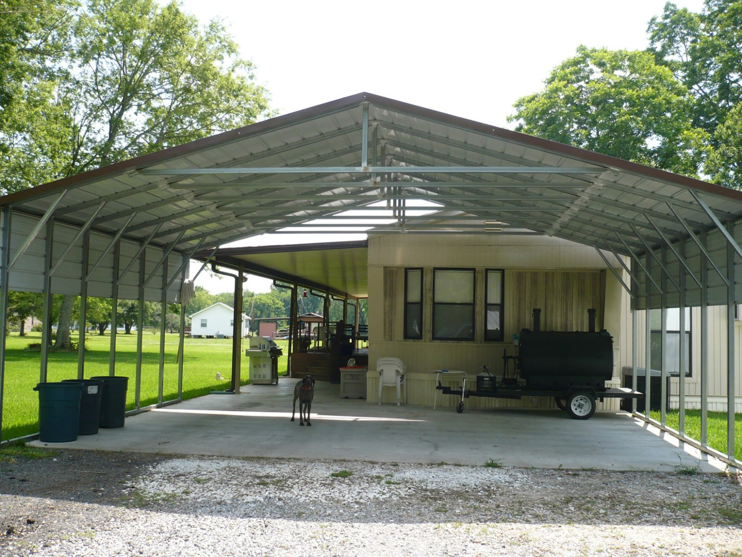 15 Things To Expect When Attending Steel Shelters Carports | steel shelters carports