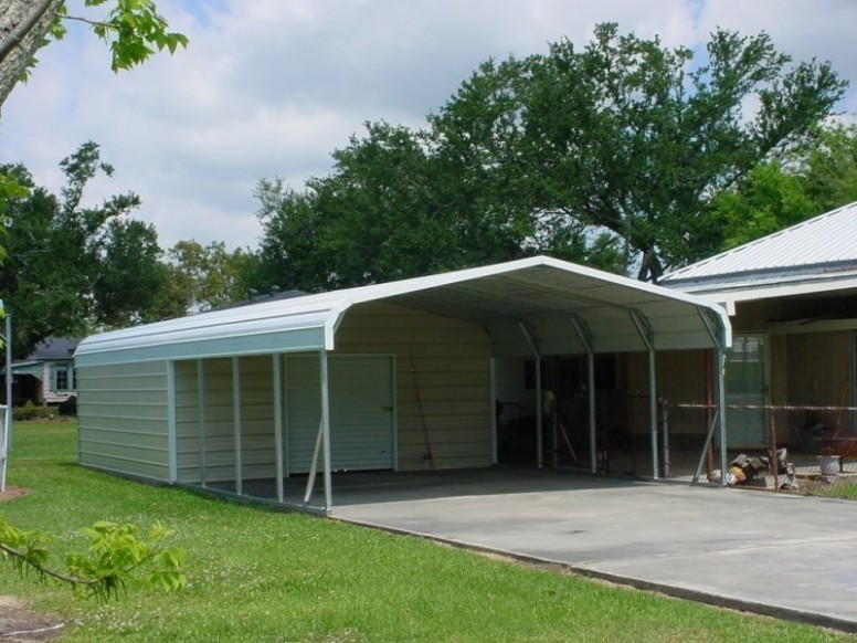 Learn The Truth About Single Carport With Storage In The Next 10 Seconds | single carport with storage