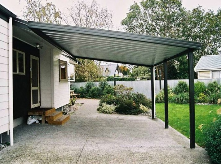 Is Attached Carport Design Any Good? 14 Ways You Can Be Certain | attached carport design