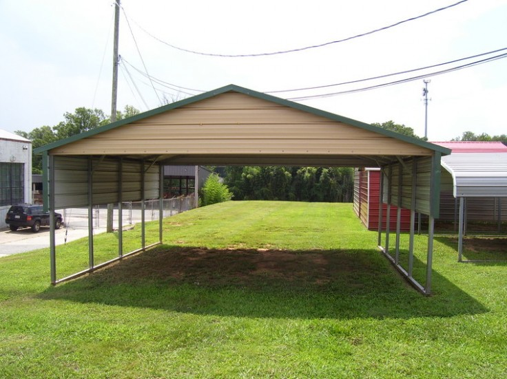 Seven Ideas To Organize Your Own Used Steel Carports For Sale | used steel carports for sale