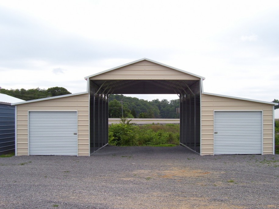 Reasons Why Metal Carports And Barns Is Getting More Popular In The Past Decade | metal carports and barns