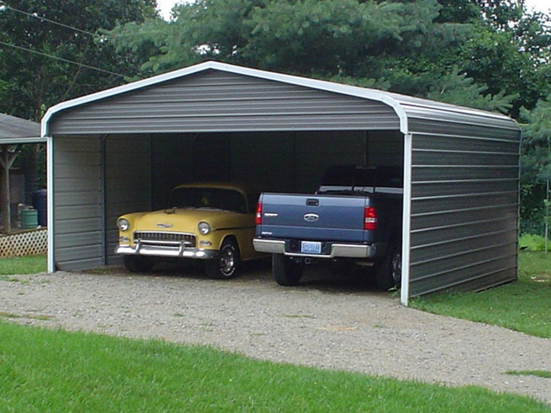 This Is Why Metal Carports With Sides Is So Famous! | metal carports with sides