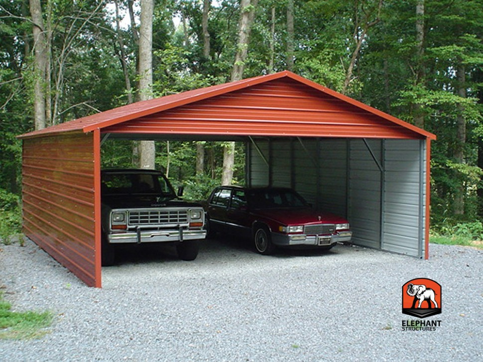 15 Things That Happen When You Are In Metal Carport Sheds | metal carport sheds