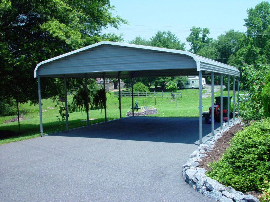 The 12 Steps Needed For Putting Steel Carports Az Into Action | steel carports az