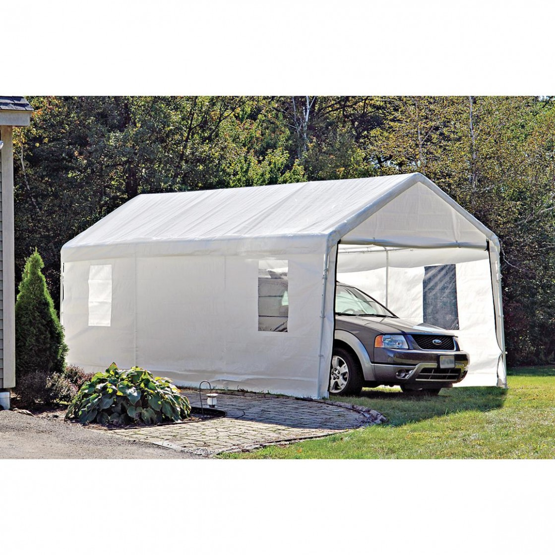 Most Effective Ways To Overcome Movable Carport's Problem | movable carport