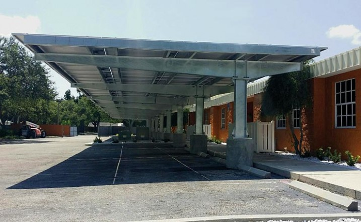 The History of Carport Structures   carport structures
