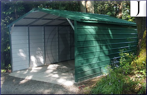 10 Latest Tips You Can Learn When Attending Carport With Sides   carport with sides