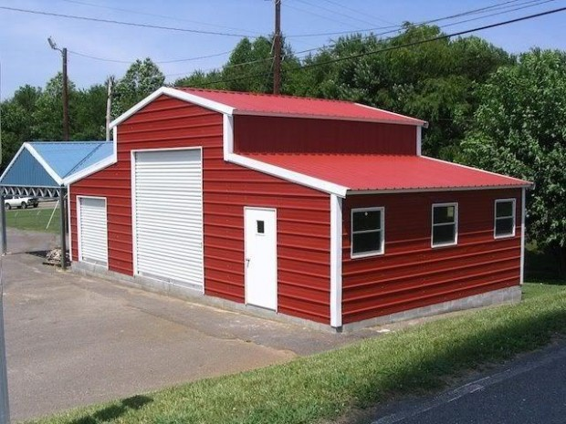 16 Benefits Of Metal Sheds And Garages That May Change Your Perspective | metal sheds and garages