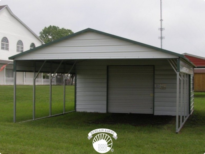 Eliminate Your Fears And Doubts About Storage Building With Carport | storage building with carport