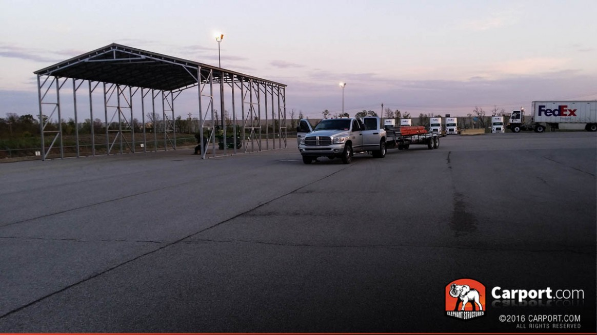 Five Things Nobody Told You About Commercial Carports | commercial carports