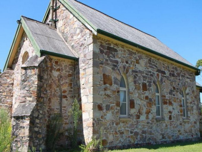 Buy A Church: Spiritual Homes For Sale In NSW This Easter ..