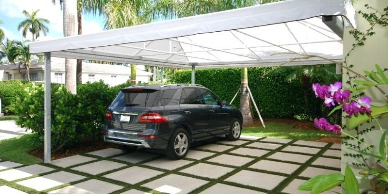 Canopy Carport – Sydhavn