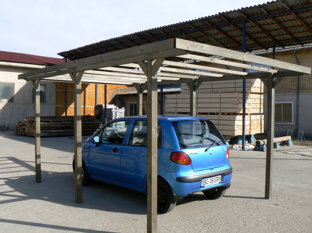 Carport L Wooden Carport Photos