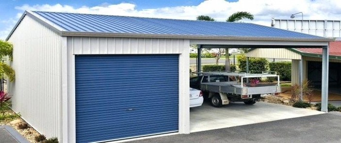 Carports And Sheds – Labelle
