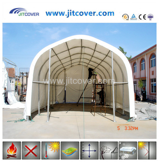 China 10′ Wide Customized Yacht Shelter, Portable Carport, Instant ..