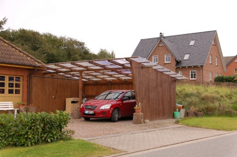 Cost To Build A Wooden Carport Estimates And Prices At Fixr Wooden Carport Photos