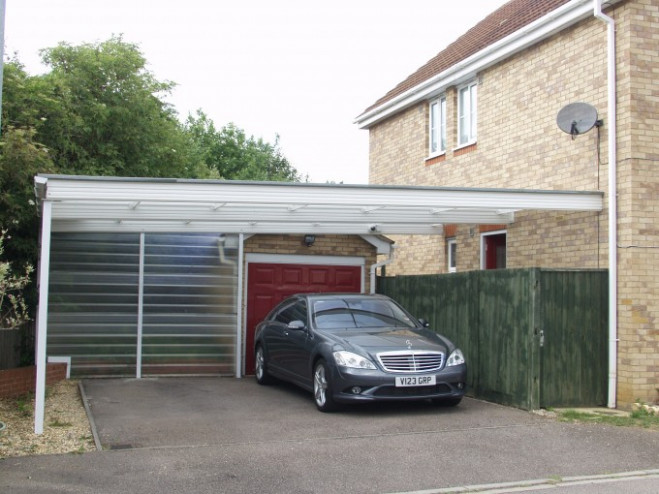 Decorating: Very Interesting Carport Canopy For Your Exterior Home ..
