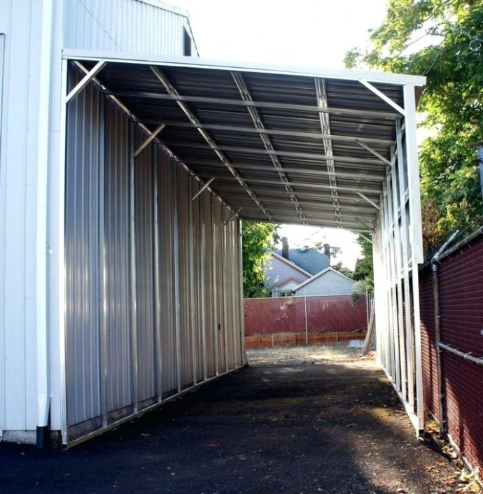 Free Standing Metal Lean To Kits Carports For Sale Carport Plans ..