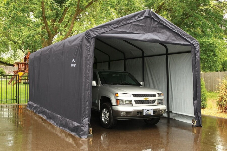 replacement cover for portable carport