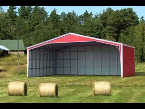 Portable Carport,metal Barns,metal Rv Carports YouTube Price For Portable Carport
