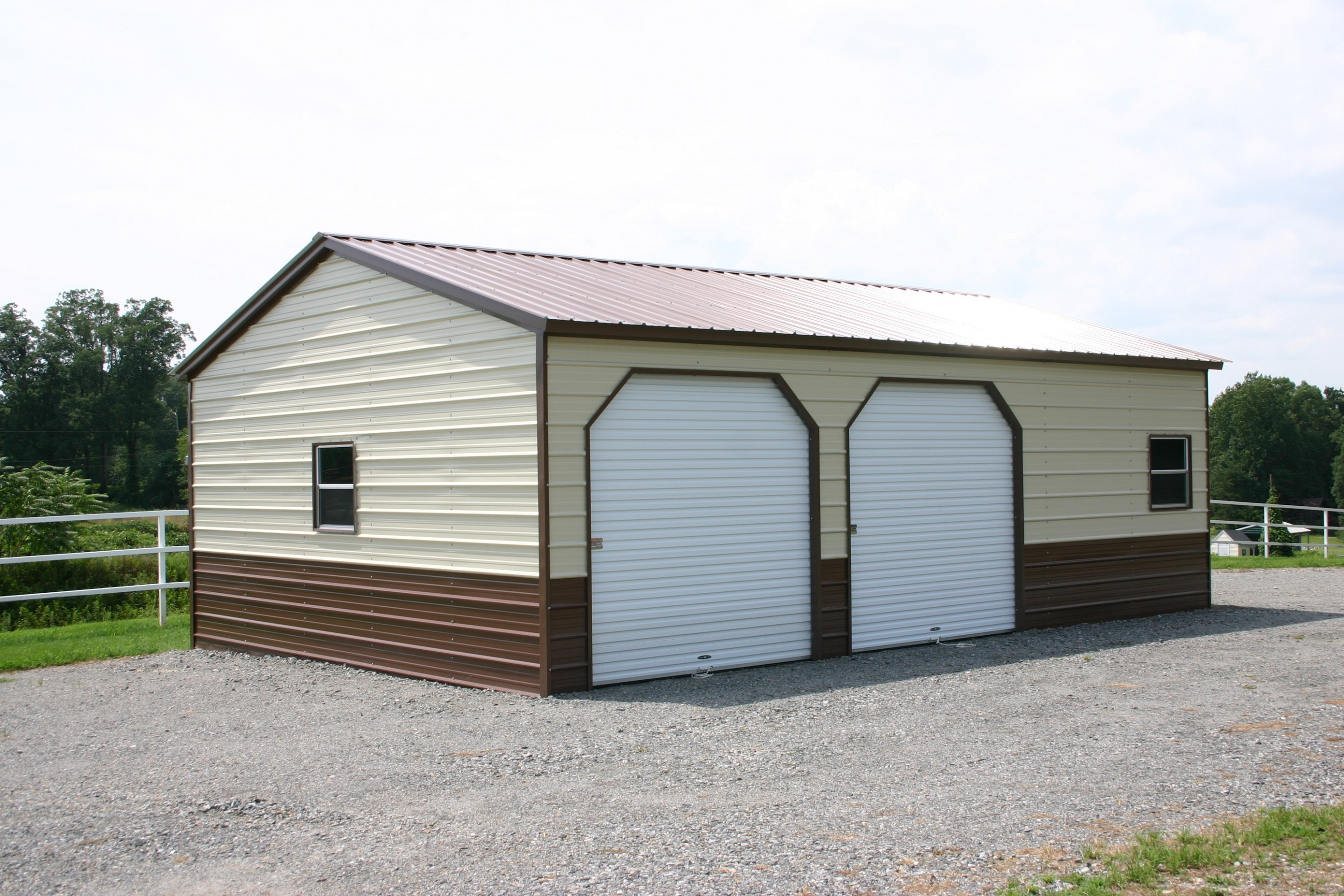 Portable Storage Buildings Sheds Carports Metal Steel Garages With ..