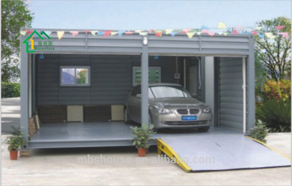 Prefab Container Garage Carport(id:9201314). Buy China ..