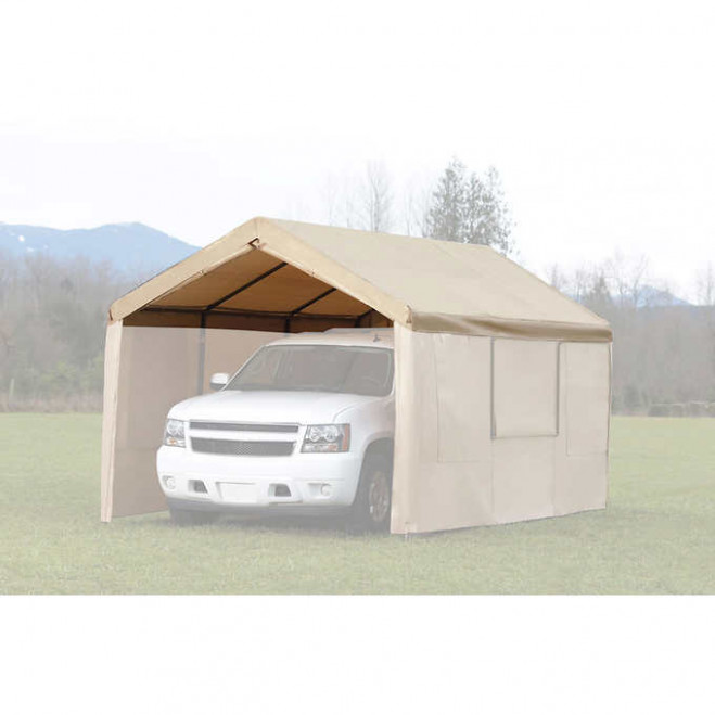 Replacement Canopy Roof Cover 11 Ft X 11 Ft Costco Carport Instructions Pdf