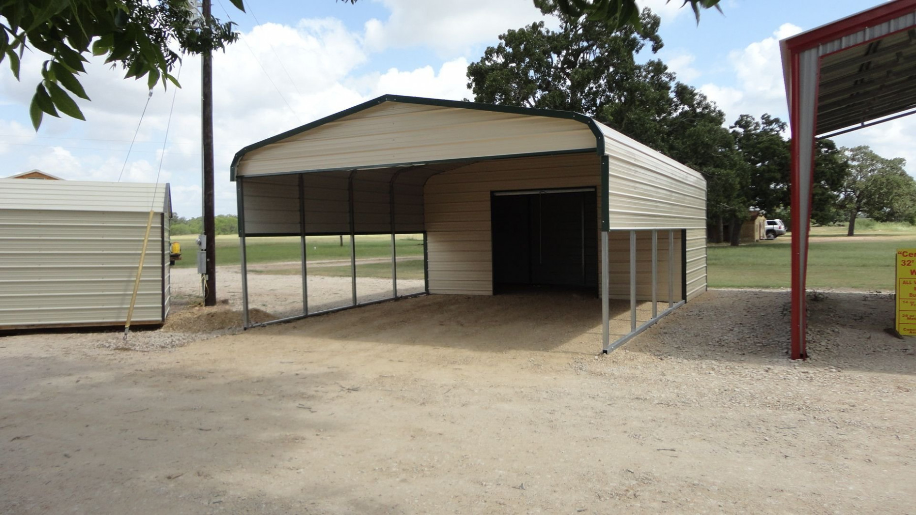 Steel Buildings Gainesville, FL | Portable Carports ..