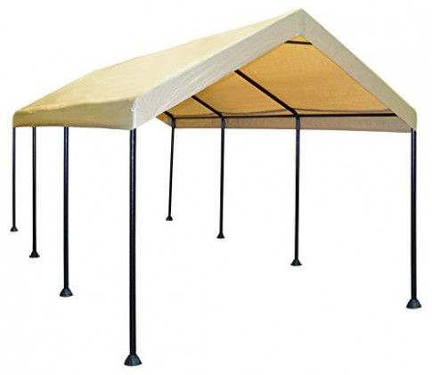 The 12 Best Portable Garages [Ranked] | Product Reviews And Ratings Super Works Portable Carport Instructions