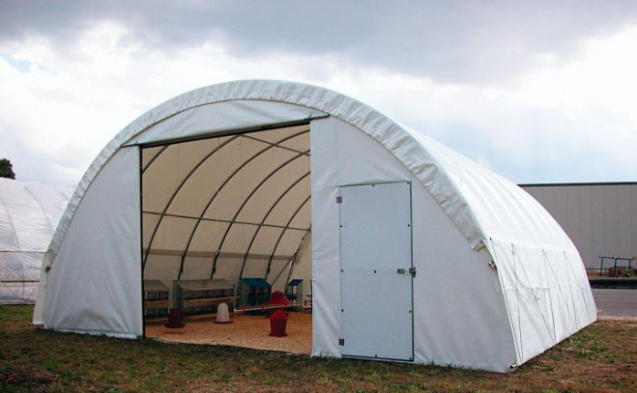 The Best Portable Garages For Sheltering Farm Equipment Tractor Supply Portable Carport