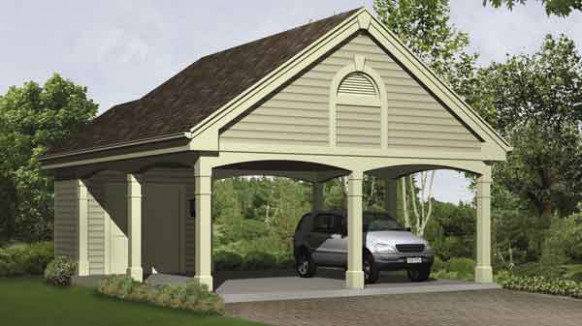 Wood Carports Photos | Home Decorating Excellence Wooden Carport Photos