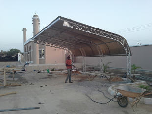 Your Carport/Gazebo /Danpalour/Stainless Rails Supply & Installation ..