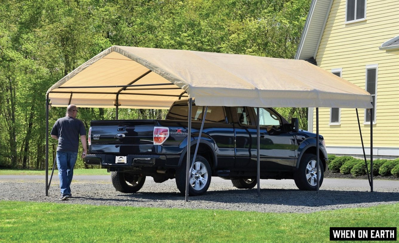 11 Best Portable Garages [Carports] 11 – Why They Are Worth Buying!