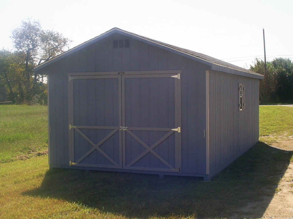 12x24 A-roof