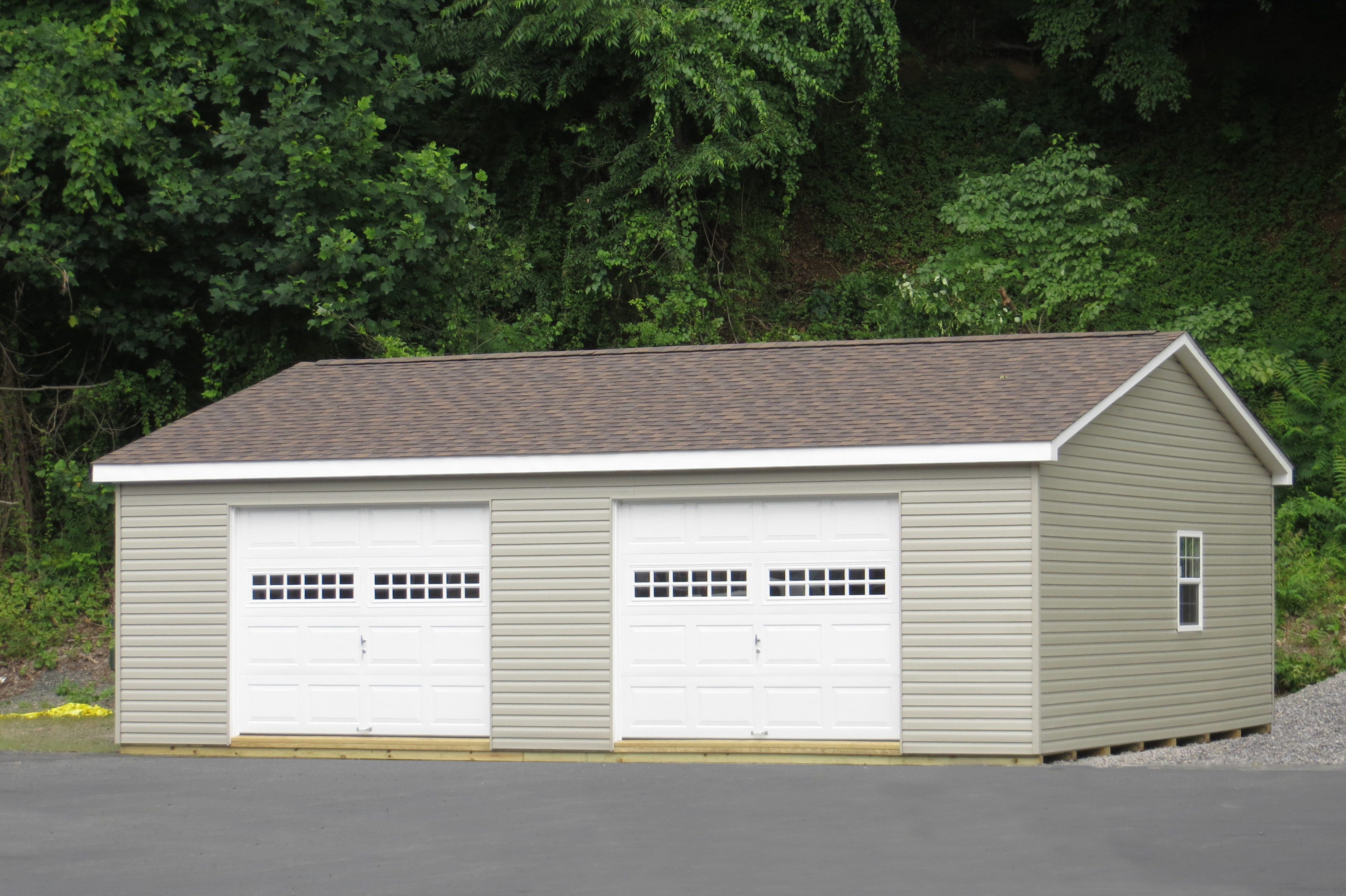 Buy a Temporary Garage for 1 or 2 Cars Portable Garage