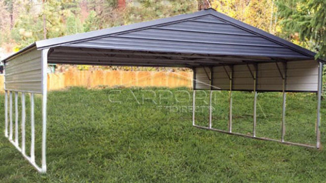 Buy Metal Buildings - Best Prices for Carports, Garages, RV Covers ...