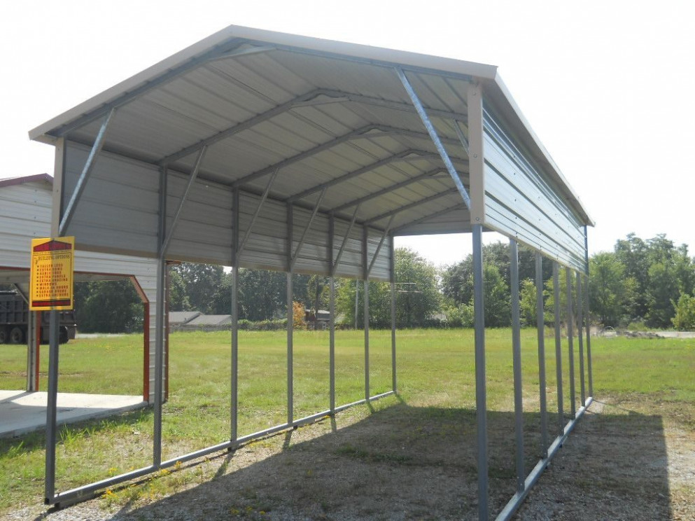 carport and garage: Metal Rv Carport Kits.
