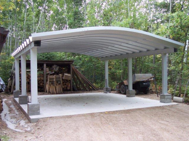 Carport Kits & Shelters | Future Buildings rv parking | camping in ...
