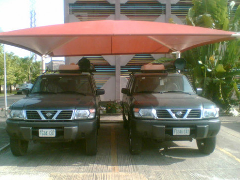 Carports, Shade Covers And Portable Canopies. - Properties ...