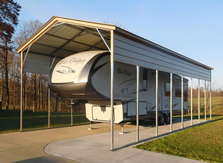 Free Delivery of Metal Carports Near Me   Find a Custom Carport Kit ...
