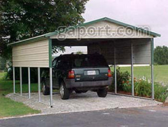 Portable Carports In Case You Have To Move One Day - Great ...