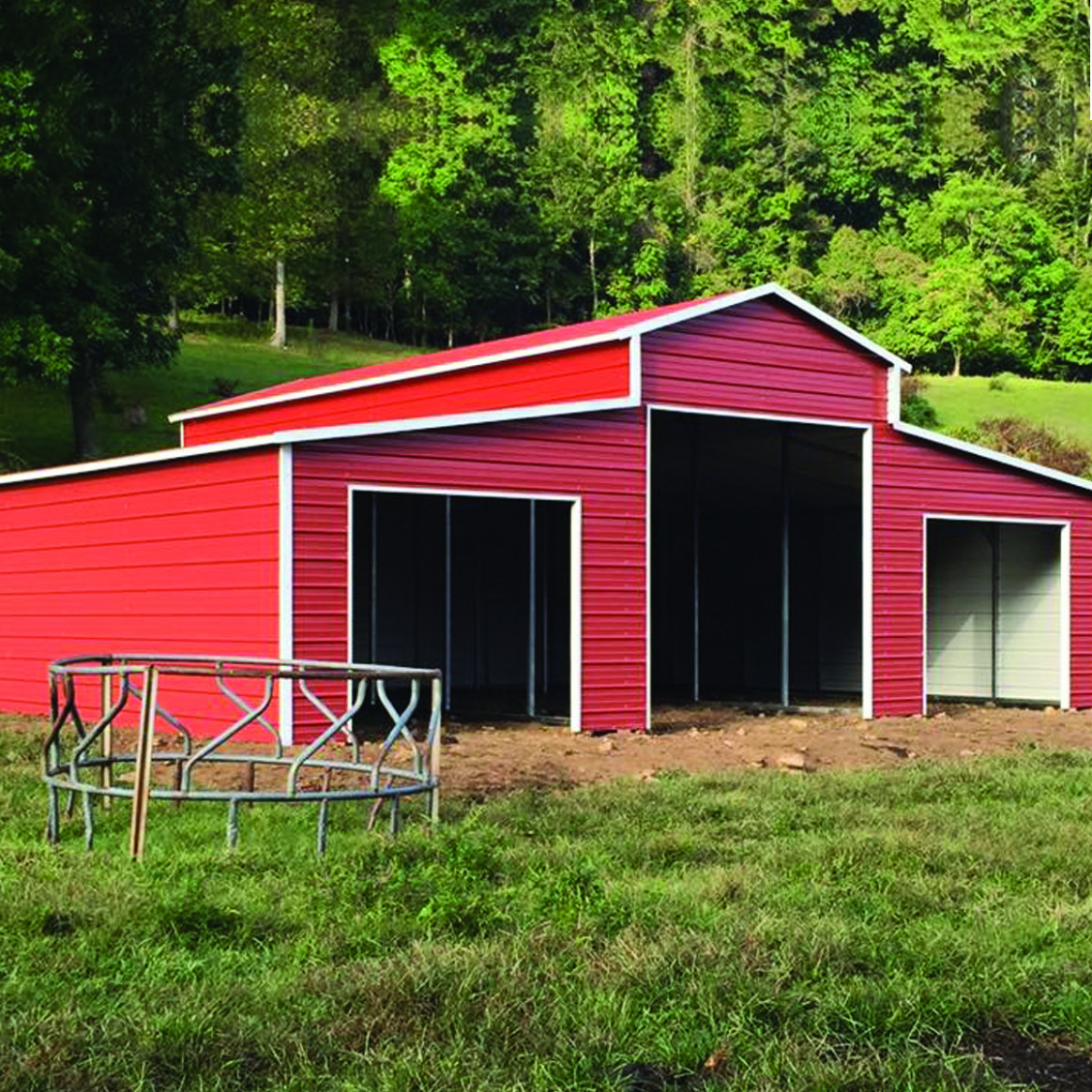 Products - Metal Carports, Garages, Barns, Workshops for Sale ...