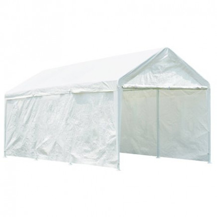 Quictent 9' x 9' Heavy Duty Carport Gazebo Canopy Party Tent ...