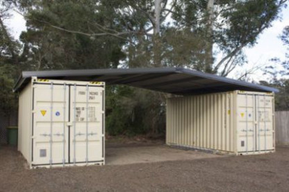 Shipping container roof cover kit suits 12 x 112ft cheap shed house ...