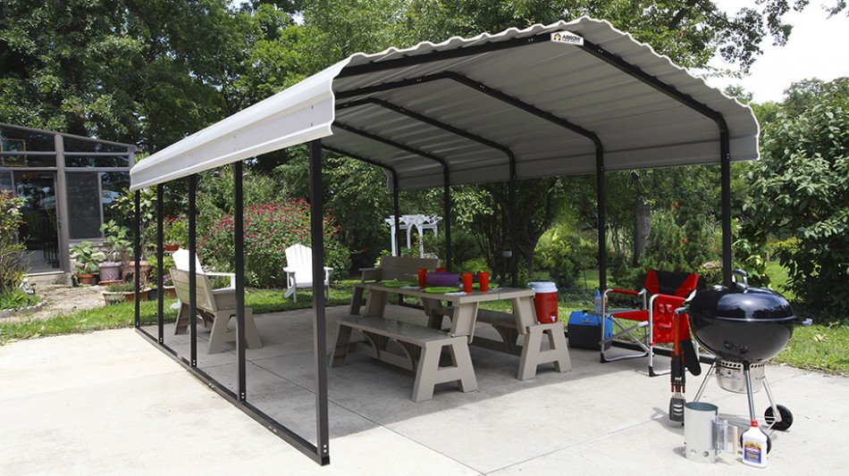 What is a Carport and Why Should You Invest in One? - ShelterLogic Corp.