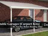 12 Best Portable Garages [Carport Kits] 12 – Don't Buy Before ..